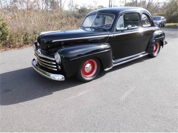 1948 Ford Super Deluxe (CC-1432179) for sale in Cadillac, Michigan