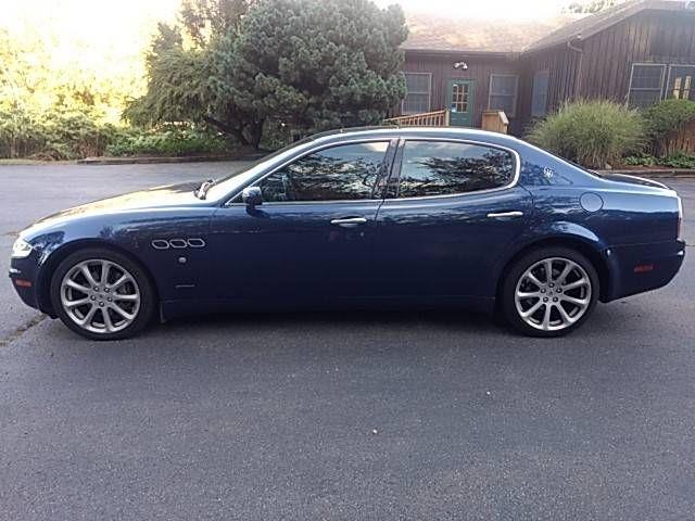2005 Maserati Quattroporte (CC-1432180) for sale in Cadillac, Michigan