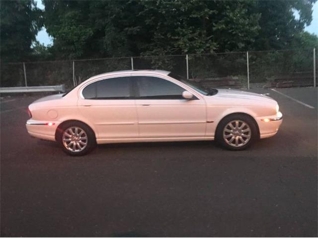 2002 Jaguar X-Type (CC-1432182) for sale in Cadillac, Michigan