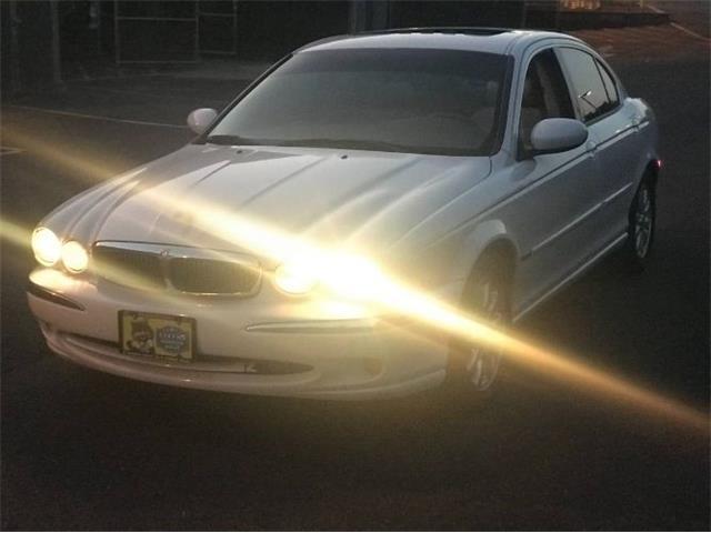 2002 Jaguar X-Type (CC-1432182) for sale in Cadillac, Michigan