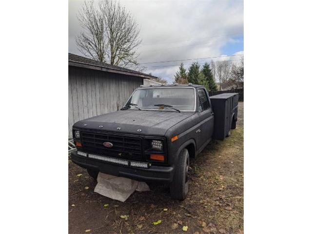 1980 Ford F350 (CC-1432183) for sale in Cadillac, Michigan