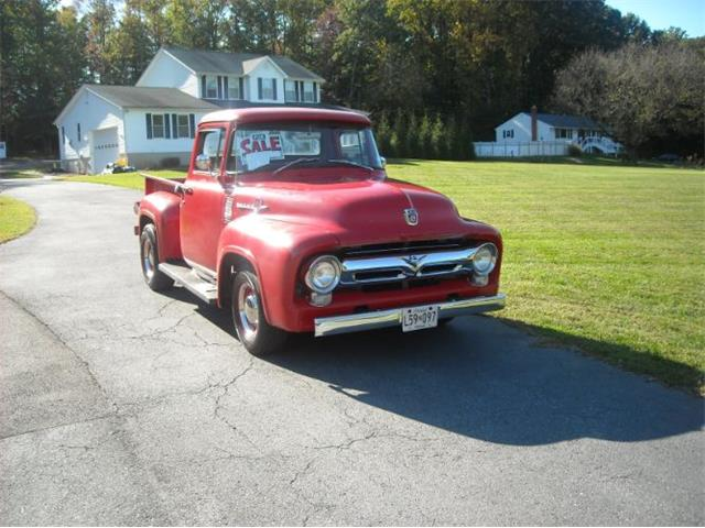 1956 Ford F100 (CC-1432186) for sale in Cadillac, Michigan