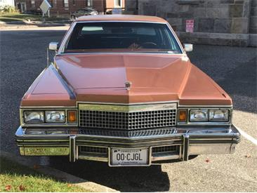 1979 Cadillac Seville (CC-1432187) for sale in Cadillac, Michigan