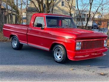 1968 Ford F100 (CC-1432198) for sale in Cadillac, Michigan