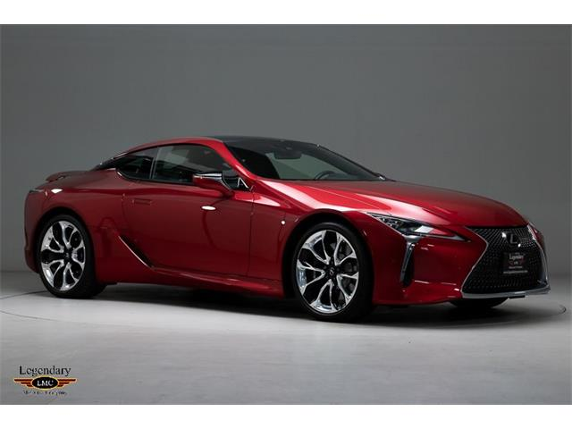 2019 Lexus LC500  (CC-1432226) for sale in Halton Hills, Ontario