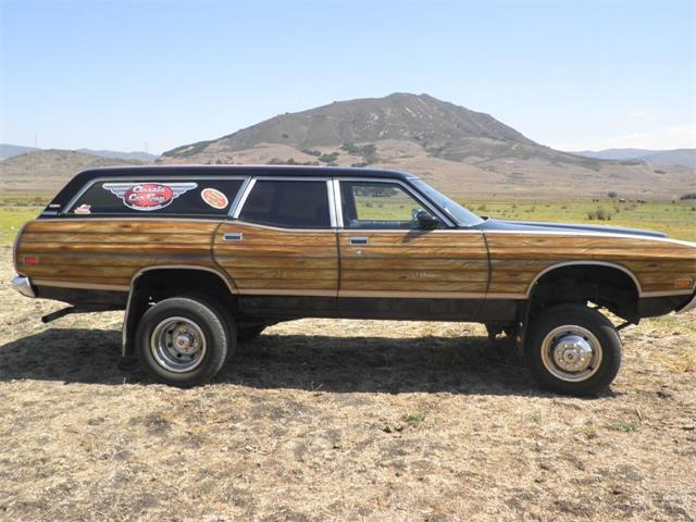 1972 Ford Country Squire (CC-1432232) for sale in San Luis Obispo, California