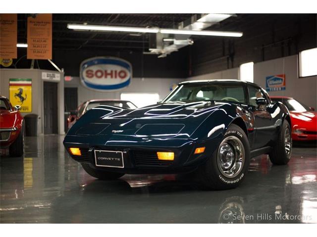 1979 Chevrolet Corvette (CC-1432233) for sale in Cincinnati, Ohio