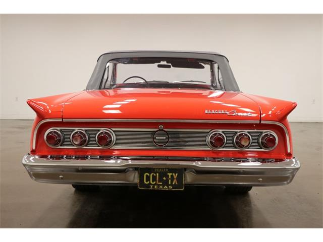 1963 Mercury Comet (CC-1432237) for sale in Sherman, Texas