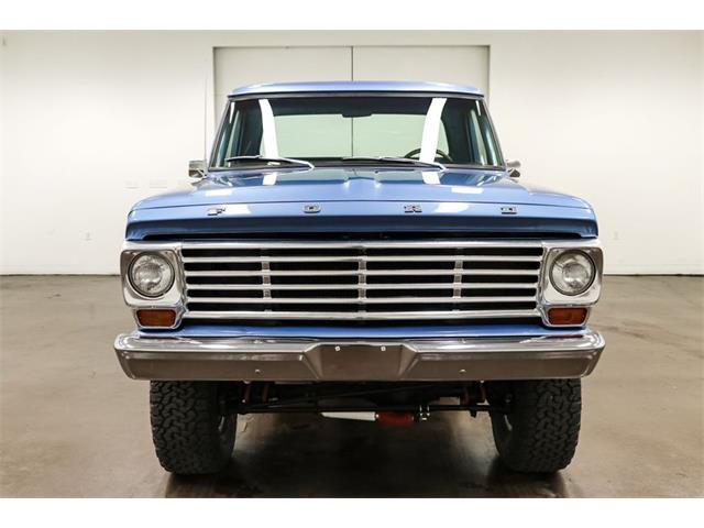 1967 Ford F100 (CC-1432238) for sale in Sherman, Texas
