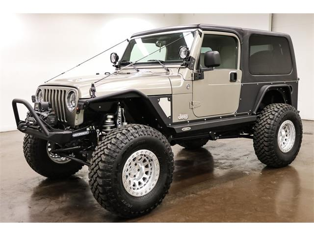 2006 Jeep Wrangler (CC-1432239) for sale in Sherman, Texas
