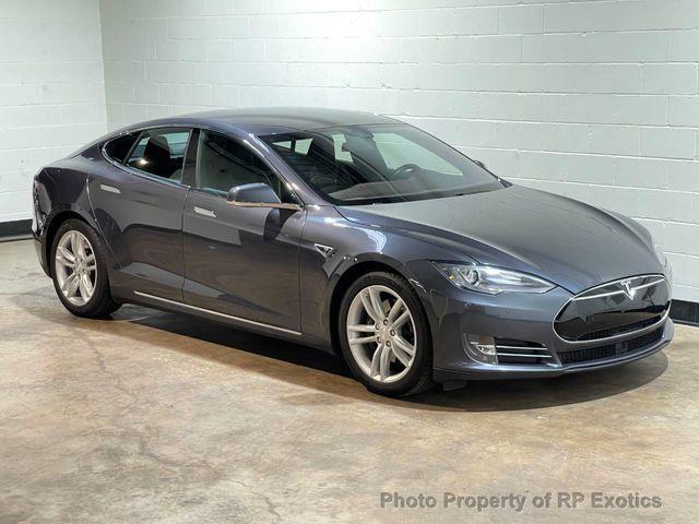 2015 Tesla Model S (CC-1432243) for sale in St. Louis, Missouri