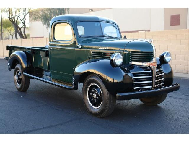 1941 Dodge For Sale On Classiccars Com