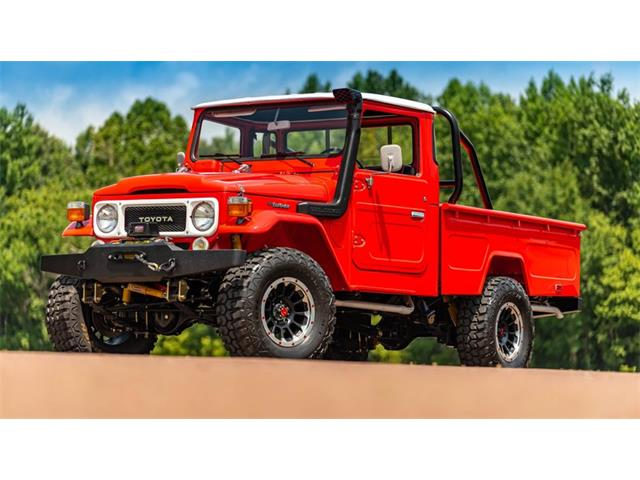 1982 Toyota Land Cruiser FJ (CC-1432249) for sale in Collierville, Tennessee