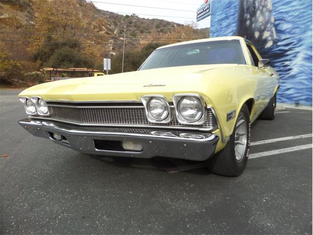 1968 Chevrolet El Camino (CC-1432251) for sale in Laguna Beach, California