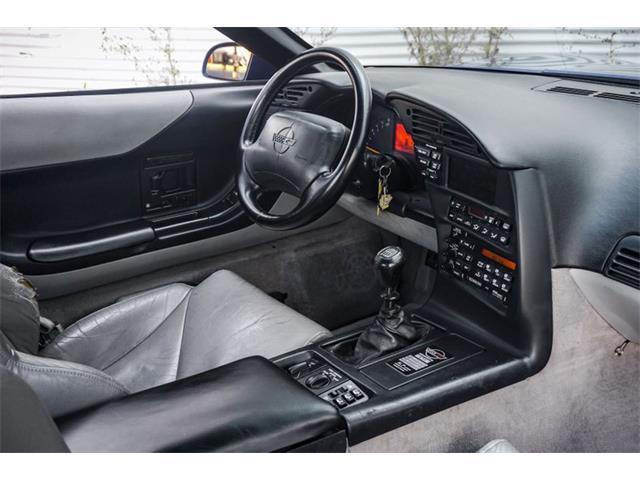 1994 Chevrolet Corvette (CC-1432265) for sale in Burr Ridge, Illinois