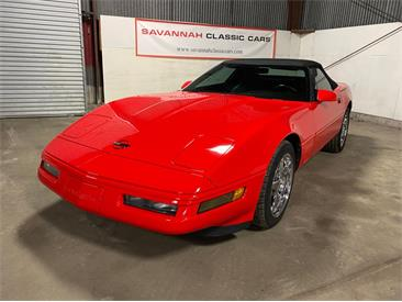 1996 Chevrolet Corvette (CC-1432269) for sale in Savannah, Georgia