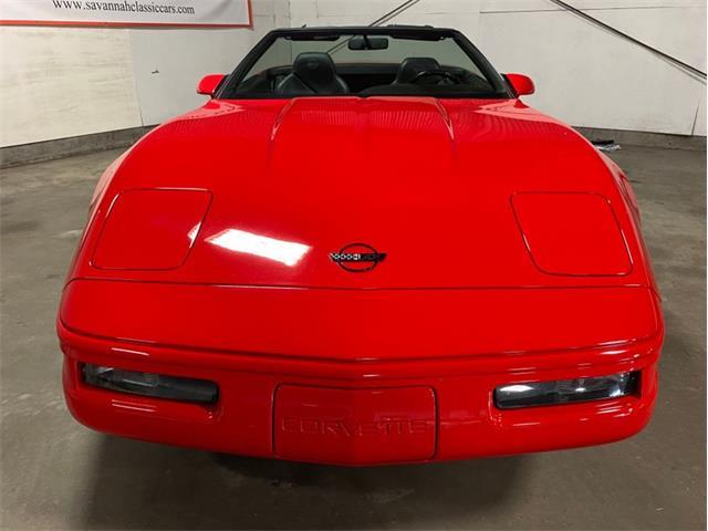 1996 Chevrolet Corvette (CC-1432269) for sale in Savannah, Georgia