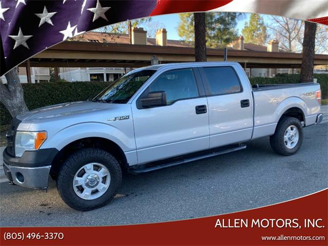 2014 Ford F150 (CC-1430227) for sale in Thousand Oaks, California