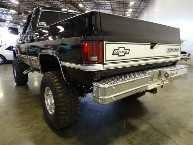1986 Chevrolet K-10 (CC-1432302) for sale in O'Fallon, Illinois