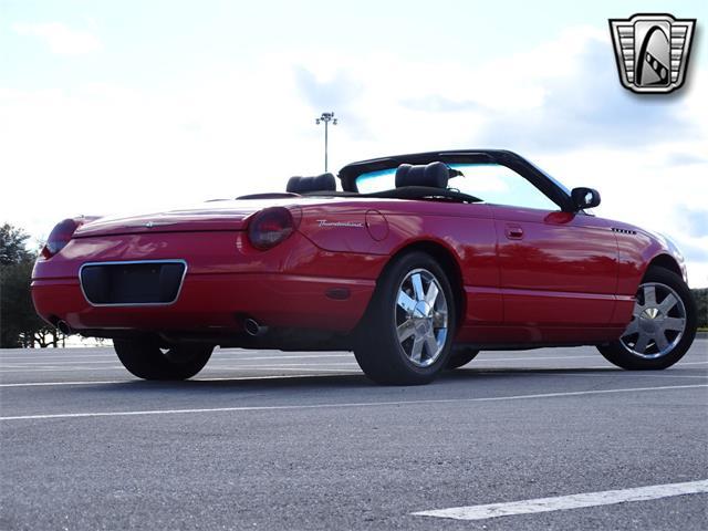 2002 Ford Thunderbird (CC-1432306) for sale in O'Fallon, Illinois