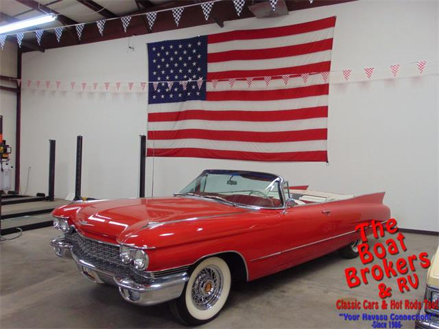 1960 Cadillac Series 62 (CC-1430231) for sale in Lake Havasu, Arizona