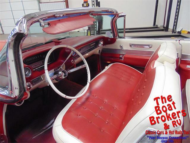 1960 Cadillac Series 62 (CC-1430231) for sale in Lake Havasu, Arizona