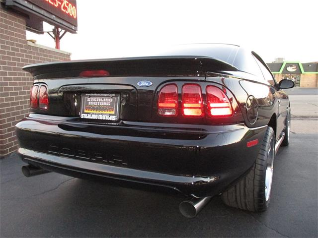 1998 Ford Mustang SVT Cobra (CC-1432326) for sale in Sterling, Illinois
