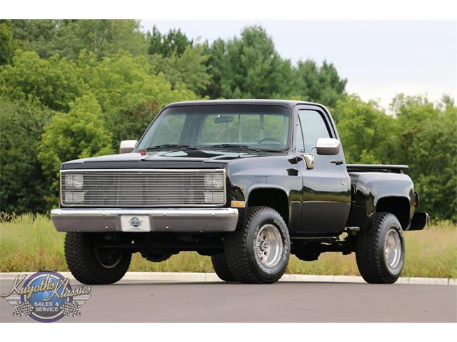 1985 GMC Sierra 1500 (CC-1430234) for sale in Stratford, Wisconsin