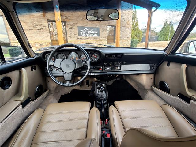 1984 Porsche 911 Carrera (CC-1432342) for sale in Oakwood, Georgia