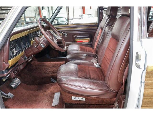 1989 Jeep Grand Wagoneer (CC-1432343) for sale in Kentwood, Michigan