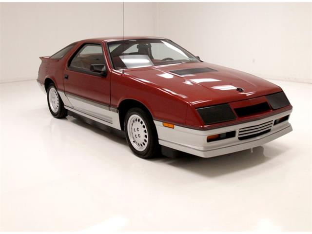 1984 Dodge Daytona (CC-1432346) for sale in Morgantown, Pennsylvania