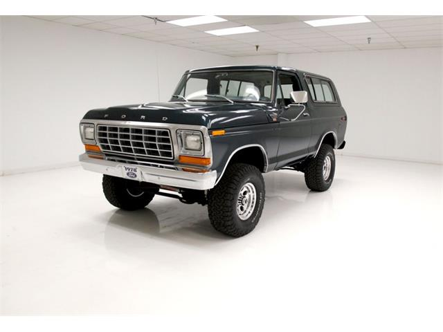 1978 Ford Bronco (CC-1432348) for sale in Morgantown, Pennsylvania