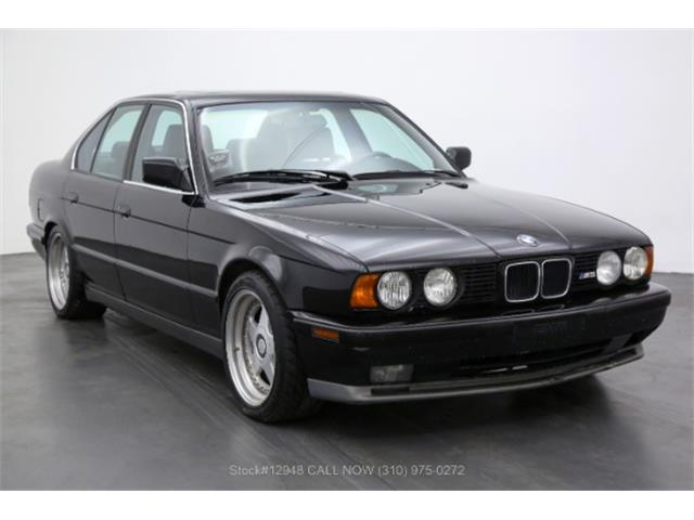 1991 BMW M5 (CC-1432354) for sale in Beverly Hills, California
