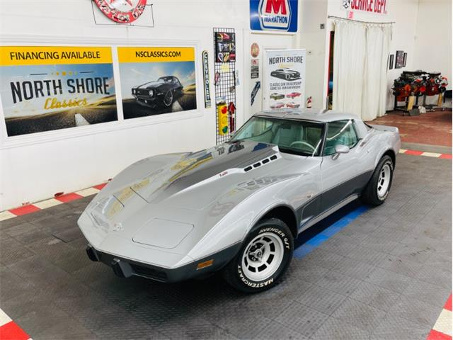 1978 Chevrolet Corvette (CC-1432368) for sale in Mundelein, Illinois