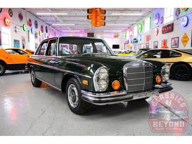 1970 Mercedes-Benz 280 (CC-1432373) for sale in Wayne, Michigan