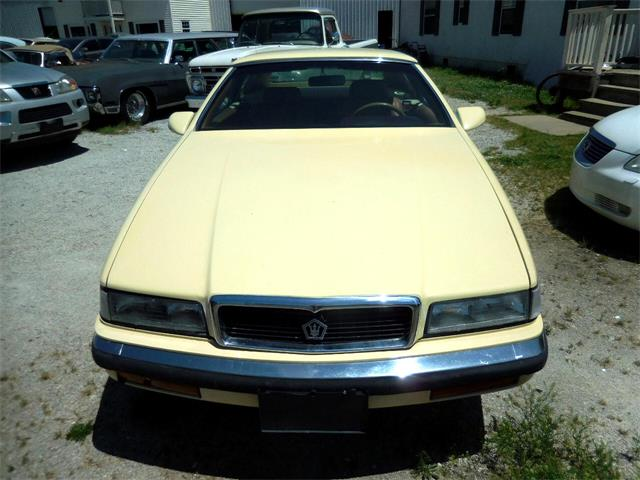1989 Chrysler TC by Maserati (CC-1432375) for sale in Gray Court, South Carolina