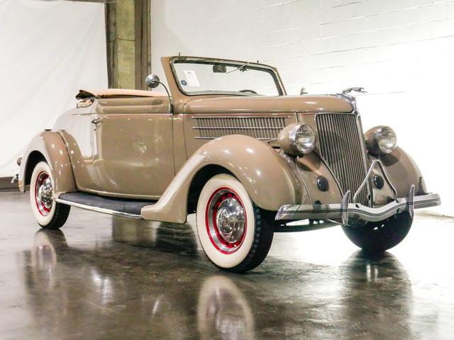 1936 Ford Custom (CC-1432387) for sale in Jackson, Mississippi