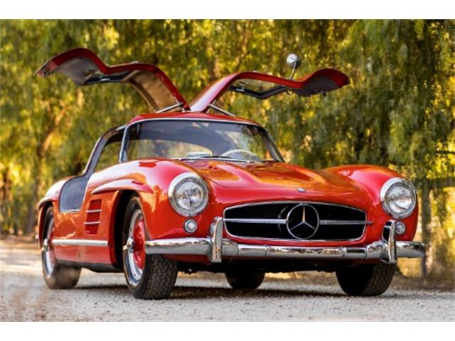 1955 Mercedes-Benz 300SL (CC-1432396) for sale in Astoria, New York