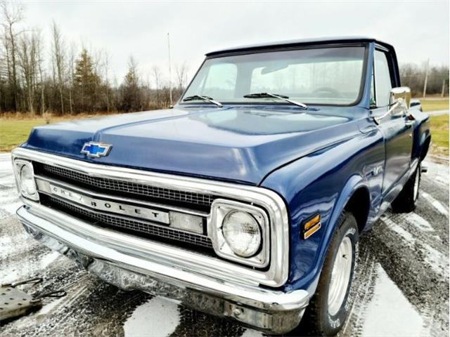 1969 Chevrolet C10 (CC-1432400) for sale in Cadillac, Michigan