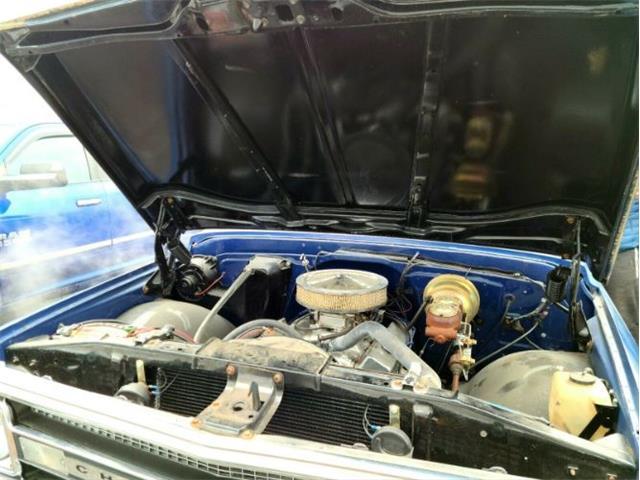 1969 Chevrolet C10 (CC-1432400) for sale in Cadillac, Michigan