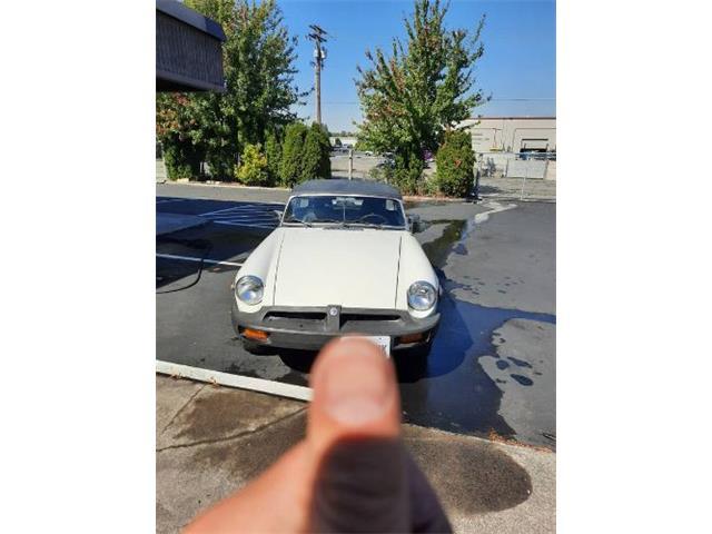 1978 MG MGB (CC-1432402) for sale in Cadillac, Michigan