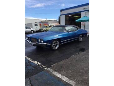 1972 Pontiac LeMans (CC-1432404) for sale in Cadillac, Michigan