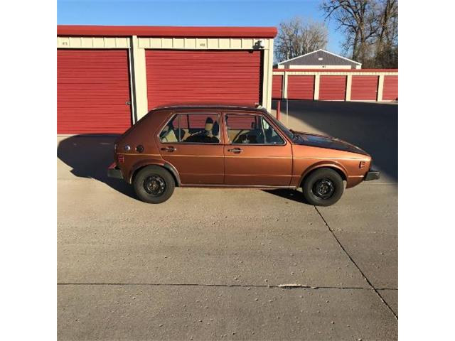 1980 Volkswagen Rabbit (CC-1432408) for sale in Cadillac, Michigan
