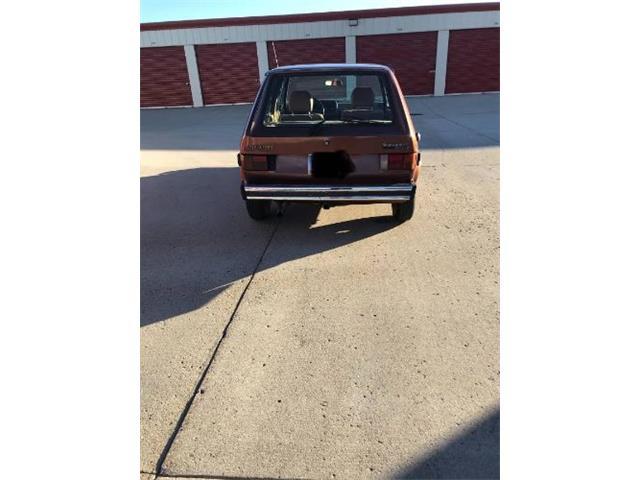 1980 Volkswagen Rabbit (CC-1432408) for sale in Cadillac, Michigan