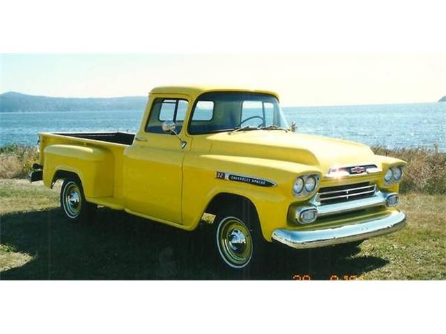 1959 Chevrolet Apache (CC-1432409) for sale in Cadillac, Michigan