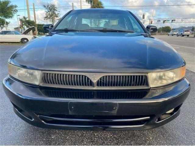 2001 Mitsubishi Galant (CC-1432413) for sale in Cadillac, Michigan
