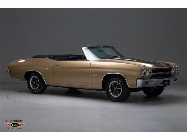 1970 Chevrolet Chevelle SS (CC-1432415) for sale in Halton Hills, Ontario