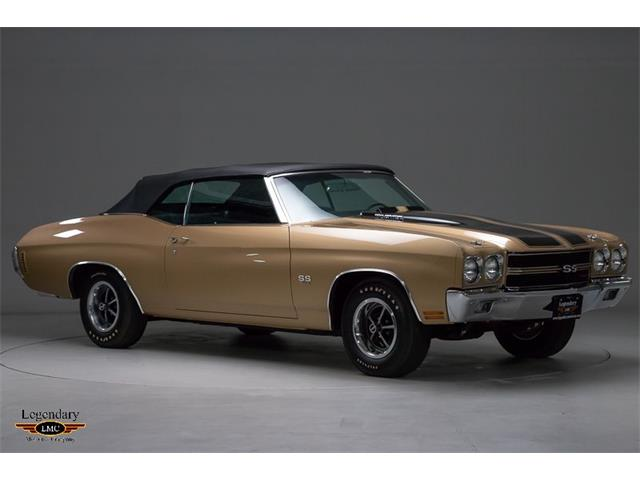 1970 Chevrolet Chevelle SS (CC-1432415) for sale in Halton Hills, Ontario