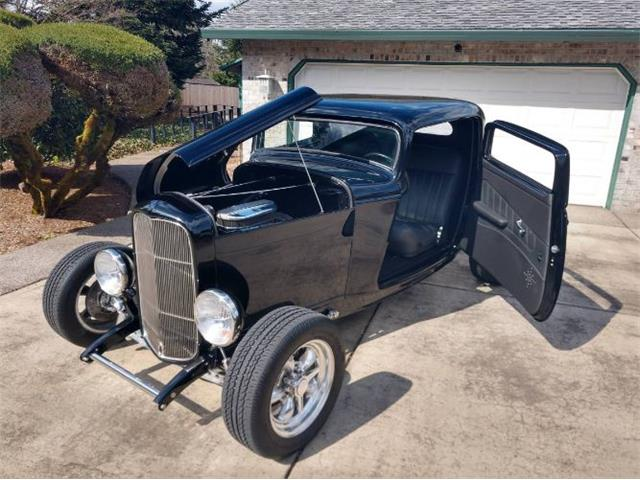 1932 Ford Coupe (CC-1432416) for sale in Cadillac, Michigan
