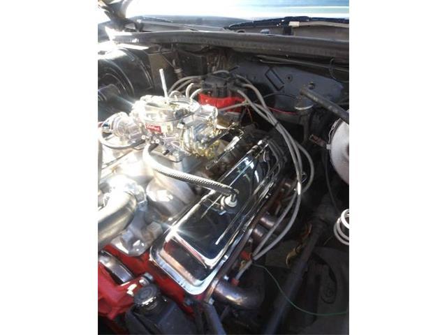 1978 Chevrolet El Camino (CC-1432417) for sale in Cadillac, Michigan